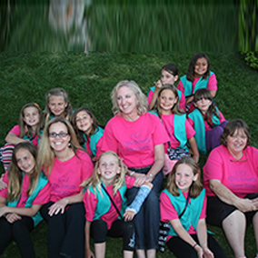 Girl Scout Troop 8506 - Take Action Project