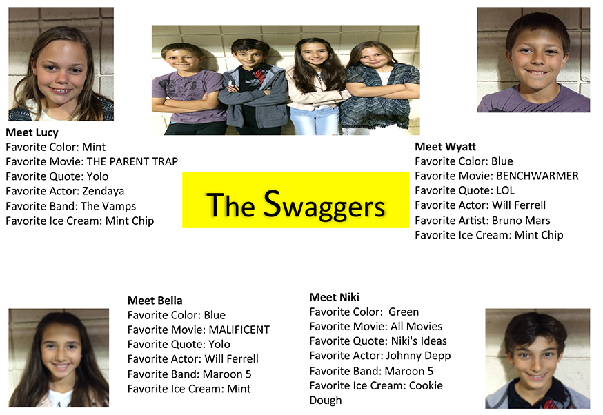 Meet The Swaggers